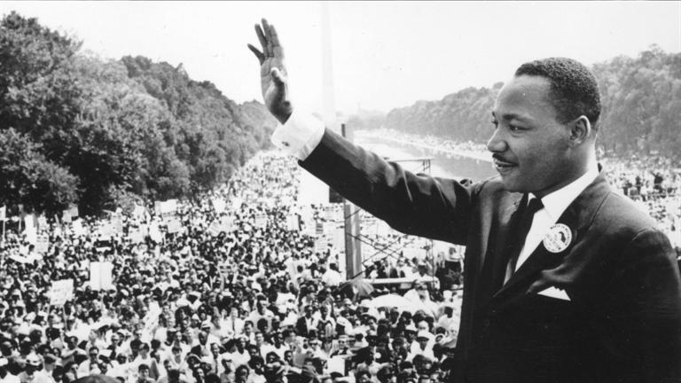 Dr. Martin Luther King, Jr. –The Leader
