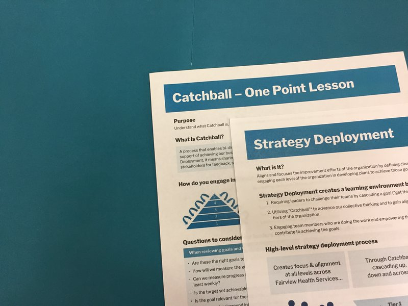 Strategy Deployment- Creating Focus
