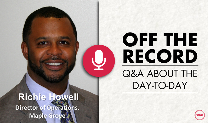 Off the Record with Richie Howell