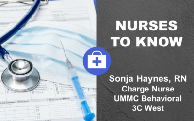 Nurses to Know with Sonja Haynes